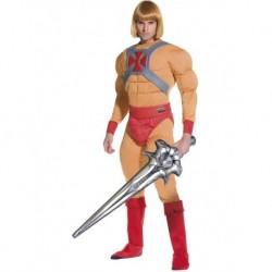 He Man/Prince Adam Muscle Costume