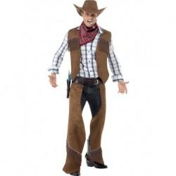 Fringe Cowboy Costume
