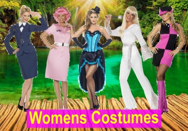 Womens Costumes